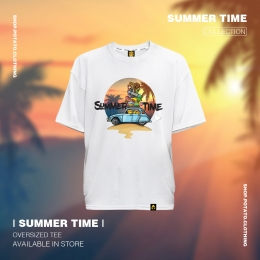 POTATO SUMMER TIME