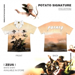 POTATO ZEUS SHIRT