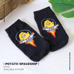 VỚ NGẮN - POTATO SPACESHIP
